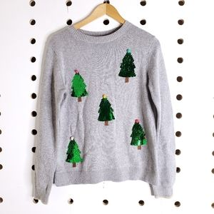NEW Boden Holiday Christmas Tree Sweater